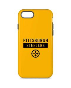 Pittsburgh Steelers Yellow Performance Series iPhone 7 Pro Case