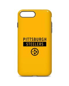 Pittsburgh Steelers Yellow Performance Series iPhone 8 Plus Pro Case