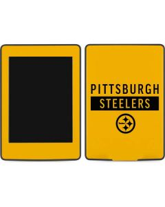 Pittsburgh Steelers Yellow Performance Series Amazon Kindle Skin