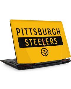 Pittsburgh Steelers Yellow Performance Series Legion Y720 Skin
