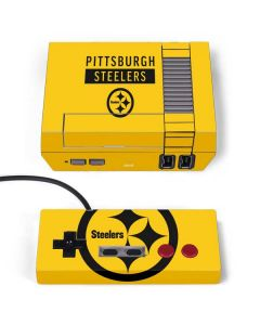 Pittsburgh Steelers Yellow Performance Series NES Classic Edition Skin
