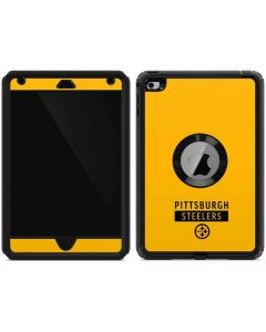 Pittsburgh Steelers Yellow Performance Series Otterbox Defender iPad Skin