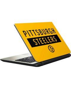 Pittsburgh Steelers Yellow Performance Series Satellite L50-B / S50-B Skin