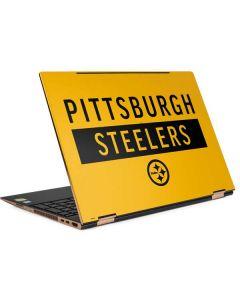 Pittsburgh Steelers Yellow Performance Series HP Spectre Skin