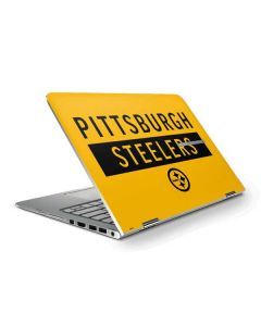 Pittsburgh Steelers Yellow Performance Series HP Stream Skin