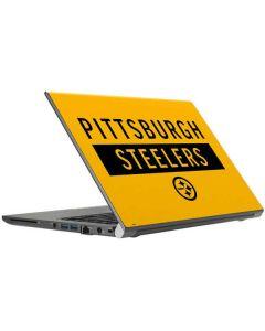 Pittsburgh Steelers Yellow Performance Series Tecra Z40 Skin