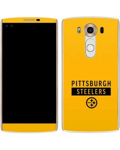 Pittsburgh Steelers Yellow Performance Series V10 Skin