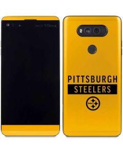 Pittsburgh Steelers Yellow Performance Series V20 Skin