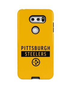 Pittsburgh Steelers Yellow Performance Series V30 Pro Case