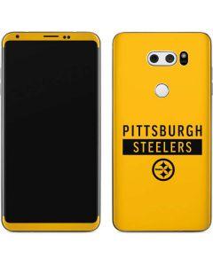 Pittsburgh Steelers Yellow Performance Series V30 Skin