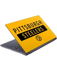Pittsburgh Steelers Yellow Performance Series V5 Skin