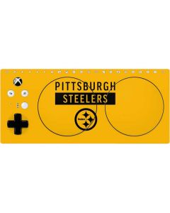 Pittsburgh Steelers Yellow Performance Series Xbox Adaptive Controller Skin