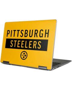 Pittsburgh Steelers Yellow Performance Series Yoga 710 14in Skin
