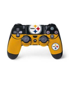 Pittsburgh Steelers Zone Block PS4 Controller Skin