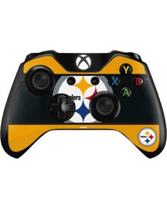 Pittsburgh Steelers Zone Block Xbox One Controller Skin