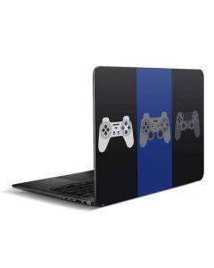 PlayStation Controller Evolution Zenbook UX305FA 13.3in Skin