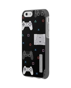PlayStation Pattern Incipio DualPro Shine iPhone 6 Skin