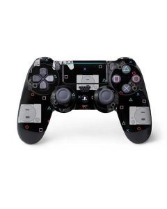 PlayStation Pattern PS4 Pro/Slim Controller Skin