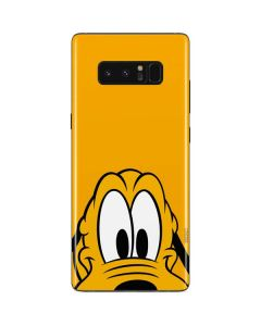 Pluto Up Close Galaxy Note 8 Skin