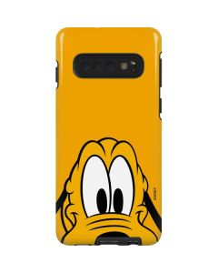 Pluto Up Close Galaxy S10 Pro Case