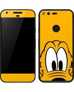 Pluto Up Close Google Pixel Skin