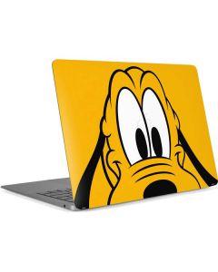 Pluto Up Close Apple MacBook Air Skin