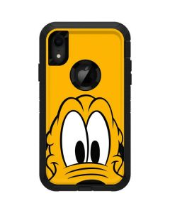 Pluto Up Close Otterbox Defender iPhone Skin