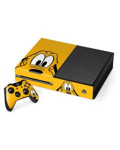 Pluto Up Close Xbox One Console and Controller Bundle Skin