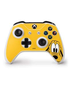 Pluto Up Close Xbox One S Controller Skin