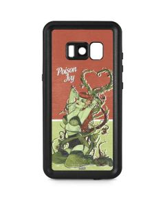Poison Ivy Galaxy S8 Plus Waterproof Case