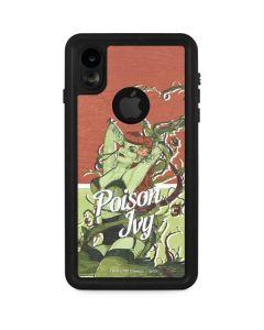 Poison Ivy iPhone XR Waterproof Case