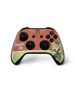 Poison Ivy Xbox One X Controller Skin