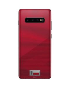 Poland Soccer Flag Galaxy S10 Plus Skin