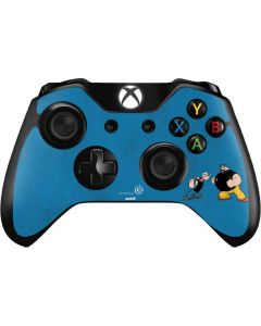 Popeye Brutus Fighting Xbox One Controller Skin