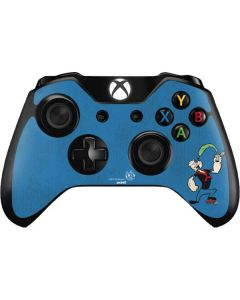 Popeye Eating Spinach Xbox One Controller Skin