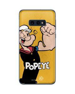 Popeye Flexing Galaxy S10e Skin