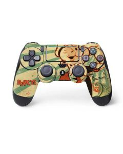 Popeye out at Sea PS4 Pro/Slim Controller Skin