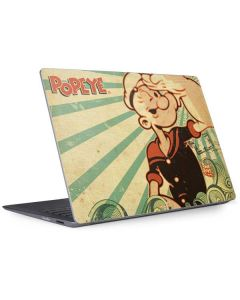 Popeye out at Sea Surface Laptop 2 Skin