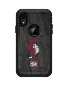 Portland Trail Blazers Hardwood Classics Otterbox Defender iPhone Skin