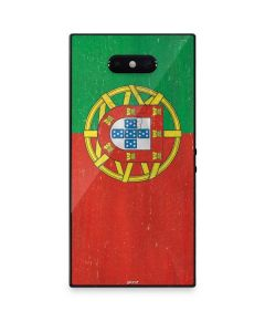 Portugal Flag Distressed Razer Phone 2 Skin