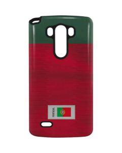 Portugal Soccer Flag G3 Stylus Pro Case