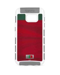 Portugal Soccer Flag Galaxy S7 Cargo Case
