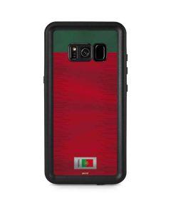 Portugal Soccer Flag Galaxy S8 Plus Waterproof Case