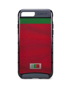Portugal Soccer Flag iPhone 8 Plus Cargo Case