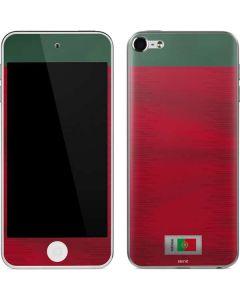 Portugal Soccer Flag Apple iPod Skin