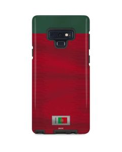Portugal Soccer Flag Galaxy Note 9 Pro Case