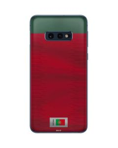 Portugal Soccer Flag Galaxy S10e Skin