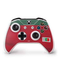 Portugal Soccer Flag Xbox One S Controller Skin