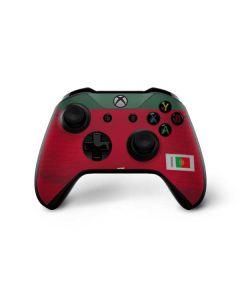 Portugal Soccer Flag Xbox One X Controller Skin