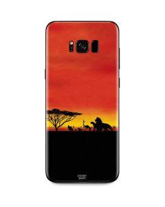 Pride Rock Crew Galaxy S8 Skin